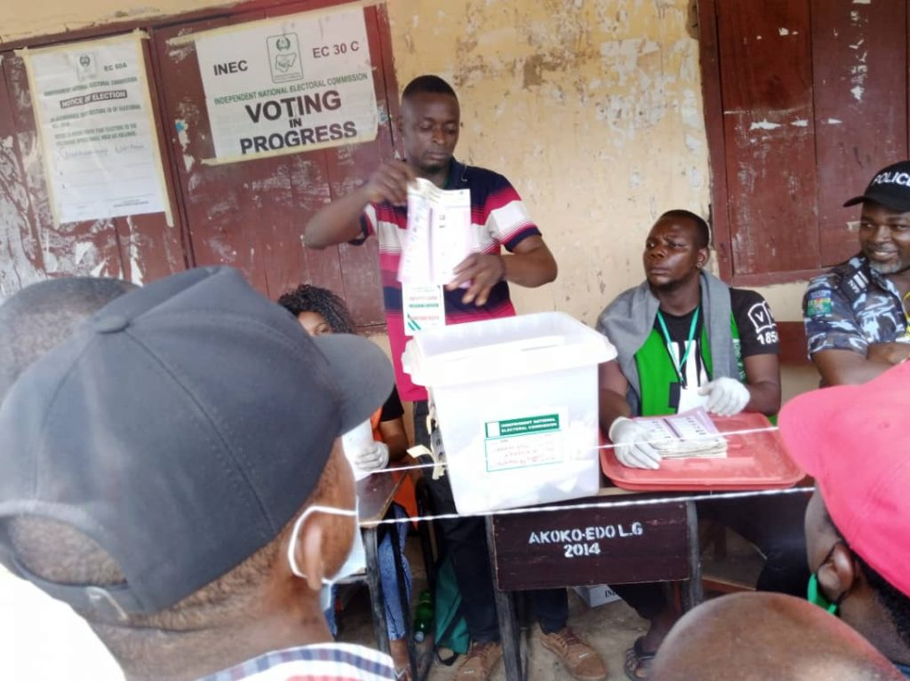 Edo Governorship Election, Our Verdict