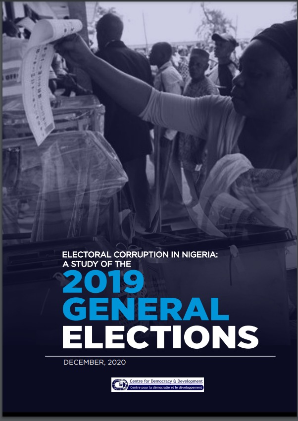 Electoral Corruption In Nigeria: A Case Study Of The 2019 General Elections