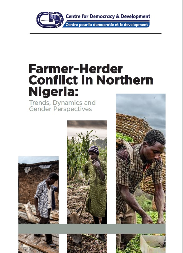 Farmer-Herder Conflict in Northern Nigeria: Trends, Dynamics and Gender Perspectives